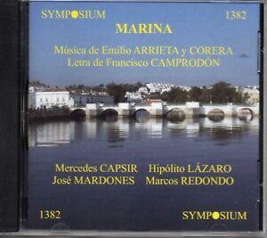 ARRIETA Y CORERA - CAMPRODON - MARINA - SYMPOSIUM - SEALED