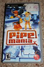 Pipe Mania (Sony PSP Portable) w/ Case