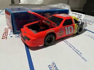Action Platinum Series 1:24 Ricky Rudd Tide Stock Car Bank 1 Of 2,500