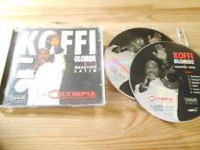 CD Ethno Koffi olomide-Live a l' Olympia 2cd (11 Song) sonodisc/Media 7 JC