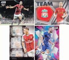 2016 Stadium Club EPL Master Set (150 Cards) Base & 3 Insert Sets