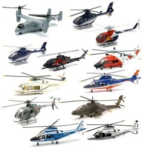 HELICOPTEROS NEW-RAY - APACHE, BREDA NARDI, AGUSTA-WESTLAND, EUROCOPTER, BELL,..