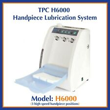 TPC Dental Handpiece Cleaning and Lubrication System H6000