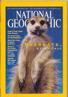 national geographic-SEPT 2002-MEERKATS.