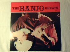LP The banjo greats vol. 1 MASON WILLIAMS ERIC WEISSBERG NUOVO UNPLAYED!!!