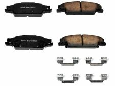 For 2005-2011 Cadillac STS Disc Brake Pad and Hardware Kit Power Stop 22665FZ