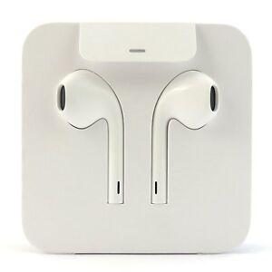 Apple EarPods Earphones iPhone 11 12 XS Max XR 8 7 6  Remote Mic New Original