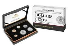 2016 Australian Uncirculated Set - In come the Dollars in come the Cents