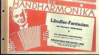 Hermann Schittenhelm - Ländler-Fantasien
