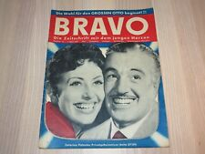 Bravo Revue Numéro 14/7. AVRIL 1957 - TOP RARE