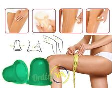 Anti Cellulite Massage Vacuum Cupping Cups Full Body Massage Kit Lose Weight US