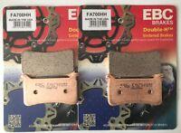 EBC HH Front Brake Pads For Honda 2006 XL650 Transalp V6 FA185R