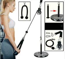 2.0CM Fitness Pulley Cable System Triceps Rope Lifting Machine Home Workout