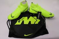 Nike Mercurial Superfly 6 Elite FG Soccer Cleats Volt AH7365-701 Sz M 9 W 10.5