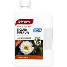 Yates 500ml Liquid Sulfur Soil Acidifier - AUSTRALIA BRAND