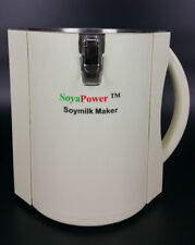 Soya Power Soymilk Tofu Maker Replacement Part Pot Carafe Pitcher Container Tank