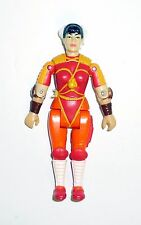 GI JOE CHUN LI Vintage Action Figure Street Fighter II Red COMPLETE C9+ v2 1993