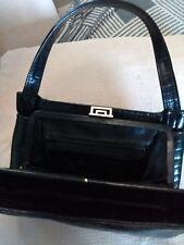 Jane Shilton black handbag