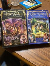 the land of stories Hardcover Book Lot