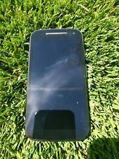 New listing Motorola Moto G - 8Gb - Black Smartphone Flaws Defective *Read*