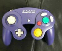 Official Nintendo Gamecube Controller Violet Purple japan DOL-003 B-101