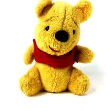"Disney Sears Gund Winnie The Pooh Bear Vintage Plush 10"""
