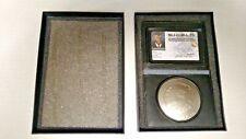 Windlass Studios Nick Fury Badge Wallet ID Prop Replica Marvel SHIELD AVENGERS