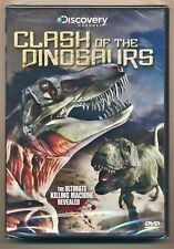 Clash of the Dinosaurs DVD New and Sealed