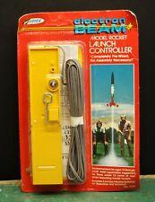 Vintage 80s Estes Electron Beam Model Rocket Launch Controller 2220 NOS USA Made