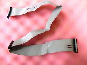 """Generic Desktop IDE Dual Device Floppy Drive FDD Cable Ribbon Wire 24"""" (Read All"""