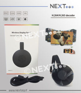 Display Dongle G1 Wireless HDMI Airplay Miracast  Media Proiettore video