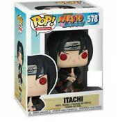 Funko POP! Naruto Uchiha Itachi #578 AEC Exclusive Vinyl FIgure In Box For Gift