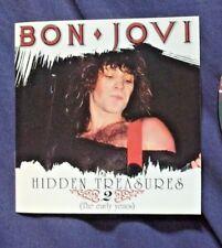 Bon Jovi - Hidden Treasures 2 (The Early Years 1981)-rare import CD 1995