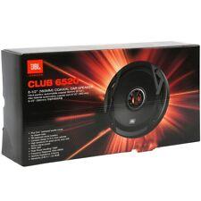 """JBL Club 6520 300 Watts 6-1/2"""" Club Series 2-Way Coaxial Car Speakers Brand NEW"""
