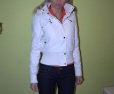 Designer Ladies Faux Leather Jacket BNWT winter coat parka