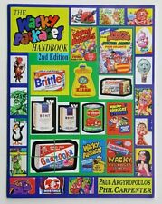 ☆ THE WACKY PACKAGES HANDBOOK 2nd Ed Paul Argyropoulos Phil Carpenter 1998 Topps
