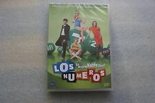 Los numeros - DVD - POLISH RELEASE English subtitles