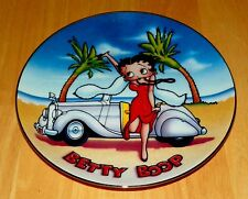 Collector Plate Betty Boop America's Sweetheart This is the Life Danbury Mint