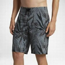 "Hurley Phantom JJF 3 Maps Elite Surf Board Men's Shorts 20""  AA8240 010  M, S"