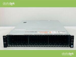 Dell PowerEdge R730XD - 2 x E5-2620 v3, 32GB, PERC H730P, 26 x SFF Rack Server