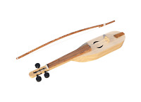 Rebec Fiddle Plans DIY Homemade String Musical Instrument Woodworking Project