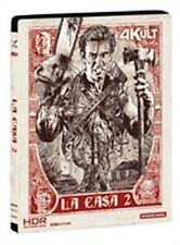La Casa 2 (4Kult) (4K Ultra HD + Blu-Ray Disc)