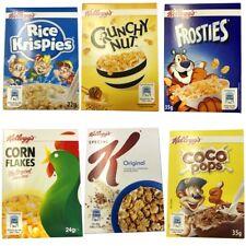 Kellogg's Individual Cereal Packs