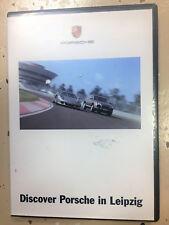 "New Porsche ""Discover Porsche in Leipzig"" Very Rare Dealer Only Promotional CD"