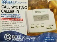 BELL Sonecor Call Waiting Caller Id Model BE-50CWL New in Box