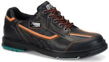 Storm Mens SP3 Black/Orange Right/left Handed bowling shoes size 9.5 new in box