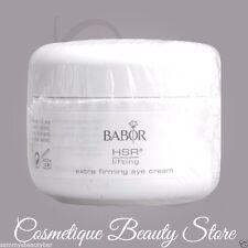 Babor  Extra Firming Eye Cream 50ml Pro Size-SEALED EXP 2/18