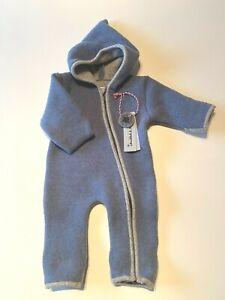 NEU Stapf Baby-Overall Wolle Schneeanzug Winteranzug warm ohne zu überhitzen ABV
