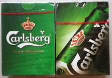 Carlsberg Playing Cards - 2 Packs