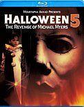 Halloween 5: The Revenge of Michael Myers [Blu-ray]